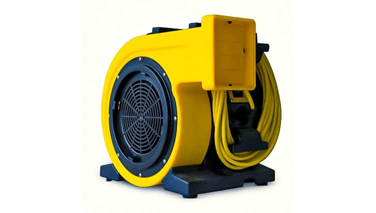 1.5hp fan (constant air)