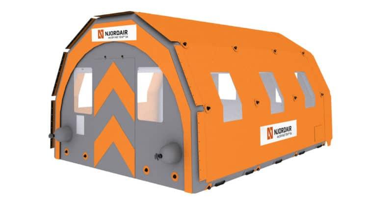 4m Fast Tent Module