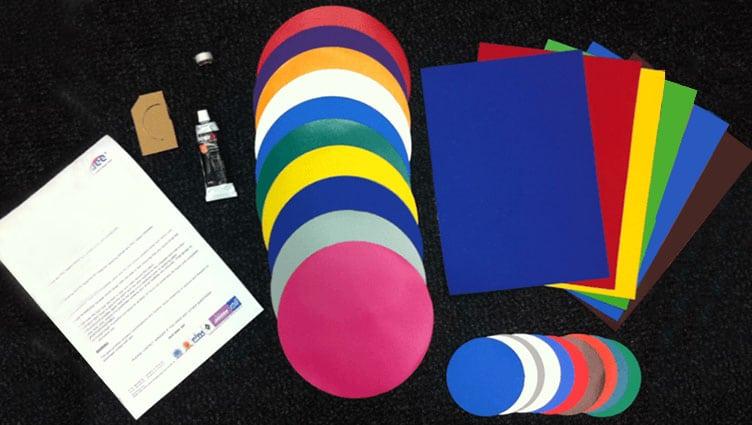constant air inflatable repair kit