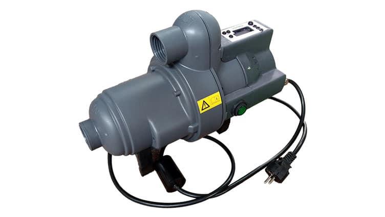 fan sealed air automatic pressure sensing
